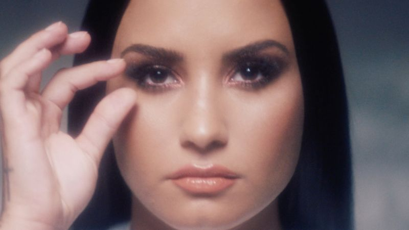 Demi Lovato Unfiltered A Pop Star Makeunder In The Age Of