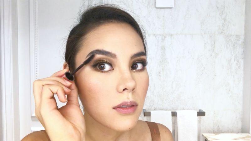 Miss Universe Catriona Gray Recreates Her Coronation Makeup - Vogue