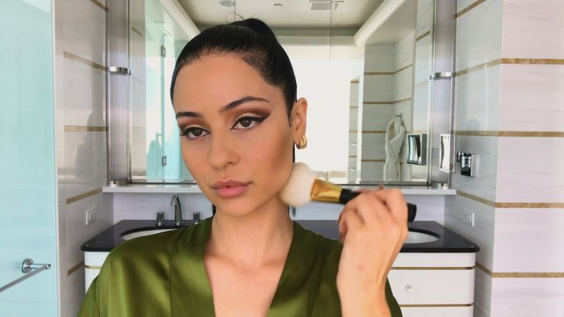How Euphoria S Lead Makeup Artist Sparked A Gen Z Beauty Movement