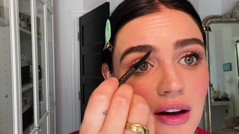 Watch Beauty Secrets Lucy Hale On Battling Breakouts Double Masking And The Brow Hack She Swears By Vogue Video Cne Vogue Com Vogue
