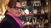 Nina Ricci at Chantal Dagommer Paris Shop