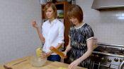 Karlie Kloss in the Kitchen
