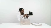 Lil Buck Unboxes One Stylish Pair of Dancing Shoes