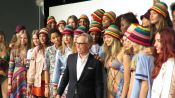 Watch How Gigi Hadid Prepares for Her Major Walk at Tommy Hilfiger