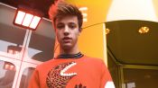 Model Prankster Cameron Dallas Takes New York