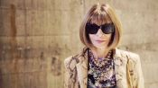 Vogue's Anna Wintour Reflects on London Fashion Week Spring 2018