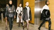 The Making of Alexander Wang's Executive Realness Fall 2018 Collection