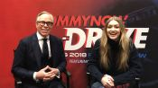 Gigi Hadid and Tommy Hilfiger Take You Behind the Scenes of Their Revved-Up Milan Show