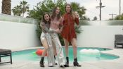 Watch Haim's Pre-Coachella Routine