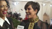 "Kris Jenner on Her ""Average Day"" at the Met Gala"