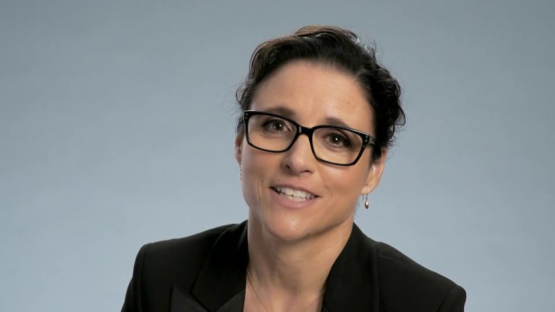 Výsledek obrázku pro Julia Louis-Dreyfus cancer
