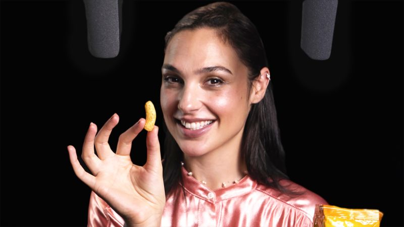 Watch ASMR | Gal Gadot Explores ASMR With Whispers, Knives, And Snacks | W  Magazine Video | CNE