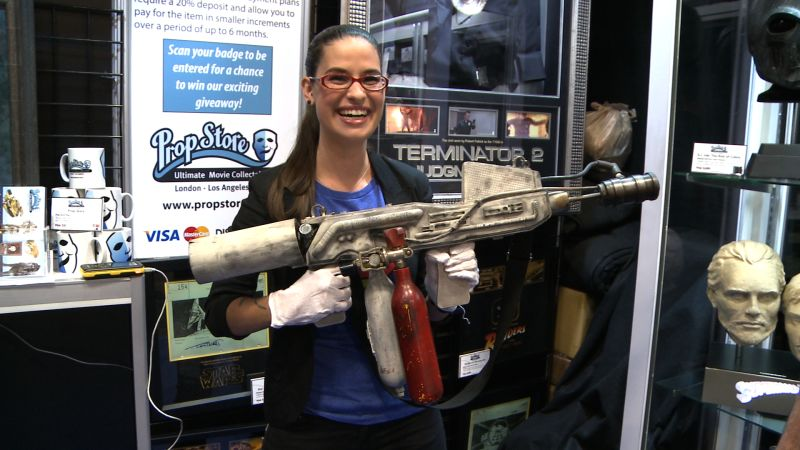 Watch San Diego Comic Con 2013: Most Expensive Item at the Con ...