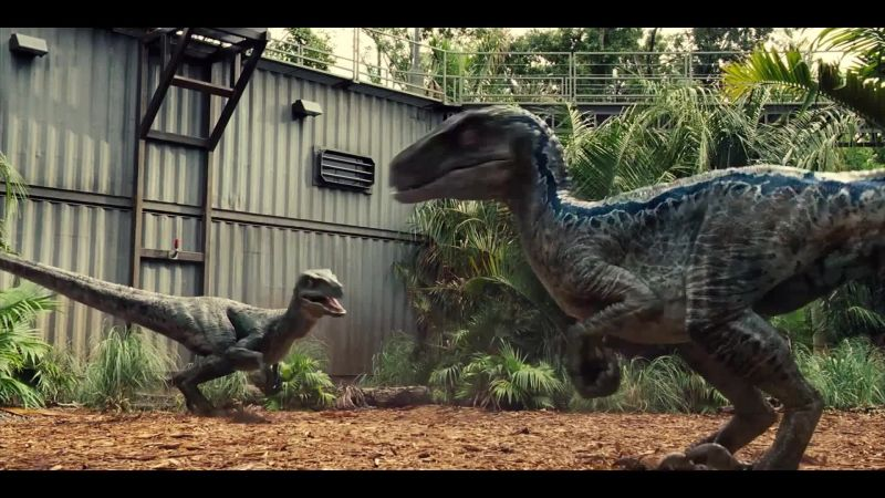 Jurassic World: Using Motion-Capture to Create Realistic Dinosaurs