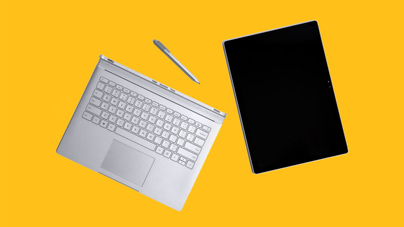 The Surface Book Really Is the Ultimate Laptop   WIRED