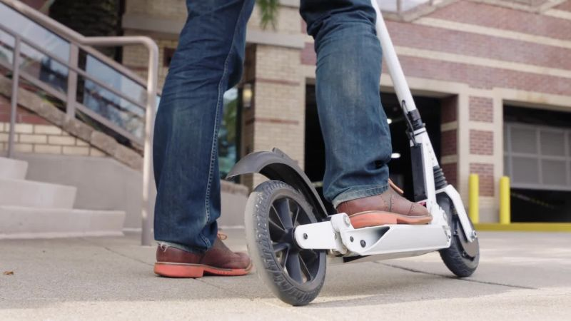 It's Too Bad Electric Scooters Are So Lame, Because They May
