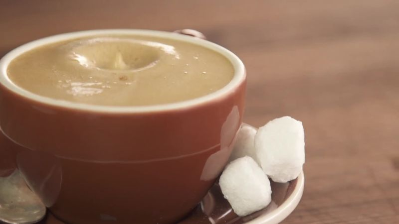 Watch Science of Food | How to Make a Latte Without Milk or a Fancy ...