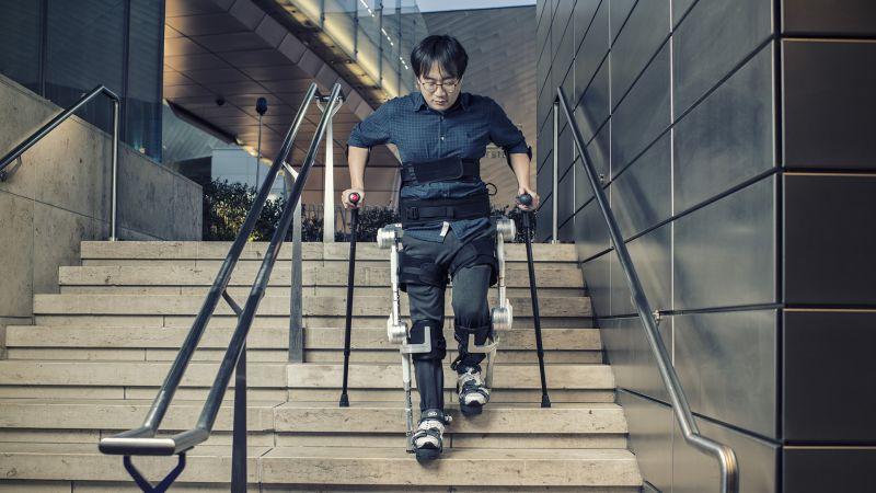 We Take Hyundai's Iron Man-Inspired Exoskeletons for a Spin