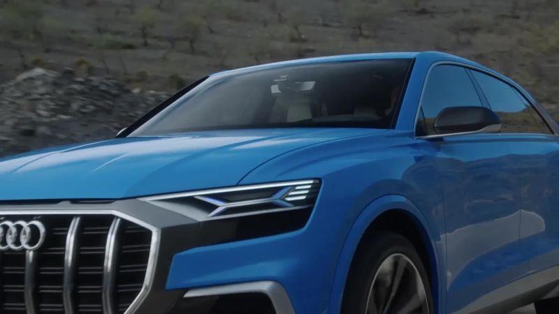 Audi's High-Tech Laser Matrix Headlights Aren't Welcome in