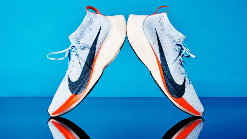 reputable site fae41 16412 The Science Behind Nike s New ZoomX Vaporfly Next% Marathon Shoe   WIRED