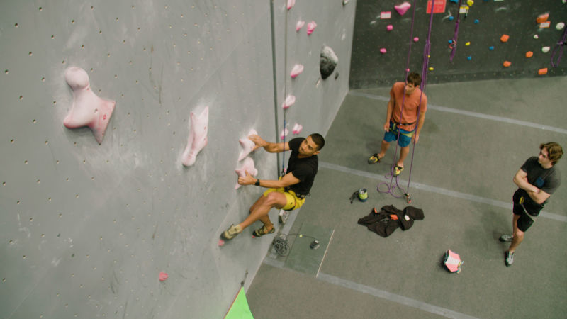 Why It's Almost Impossible to Climb 15 Meters in 5 Secs  (ft  Alex Honnold)