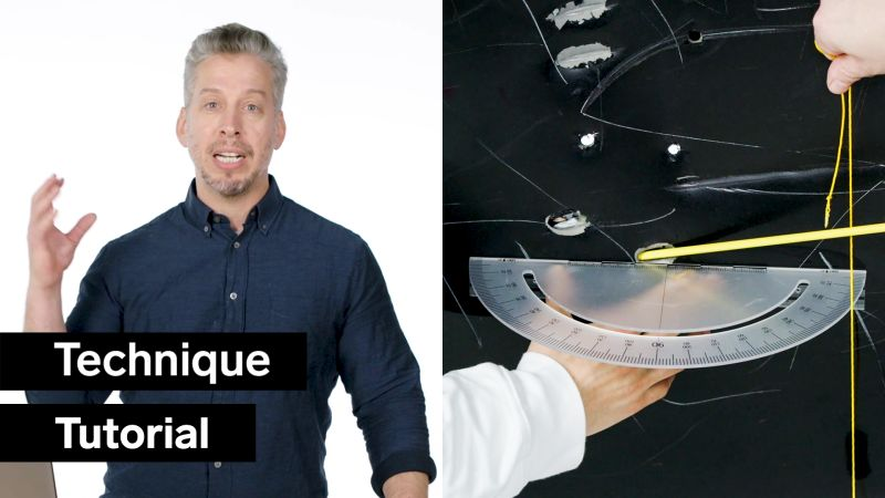 Watch Technique Tutorial Forensics Expert Explains How To Determine Bullet Trajectory Wired Video Cne