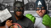 Marvel vs DC: Who Will Ruin Superhero Movies? Starring Black Nerd Comedy