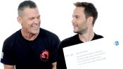 Josh Brolin & Taylor Kitsch Answer the Web's Most Searched Questions