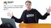Tony Hawk Answers Skateboarding Questions From Twitter