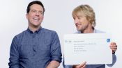 Owen Wilson & Ed Helms Answer the Web's Most Searched Questions