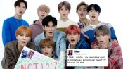 NCT 127 Answer K-Pop Questions From Twitter