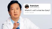 Ken Jeong Answers More Medical Questions From Twitter