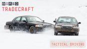 Professional Driver Explains Tactical Driving