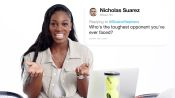Sloane Stephens Answers Tennis Questions From Twitter